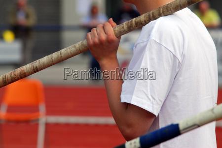 sport dello sport concentrazione atletica leggera
