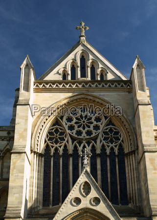 chiesa cattedrale inghilterra abbazia