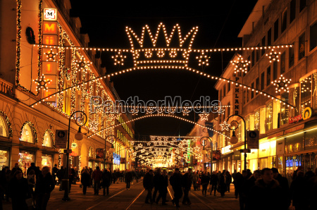 luci festive