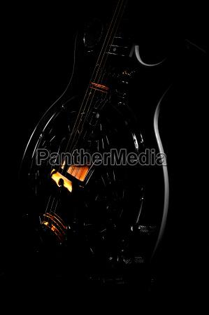 chitarra meccanico membrana resonatorgitarre lowkey dobro