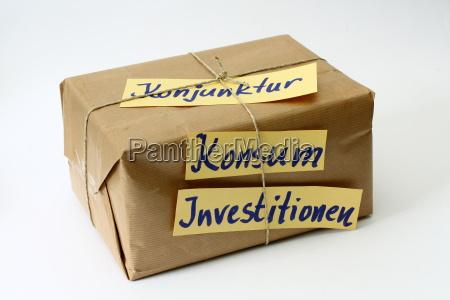 consumo investimenti situazione economia economia crisi