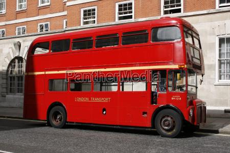 citta londra inghilterra veicolo trasporto autobus