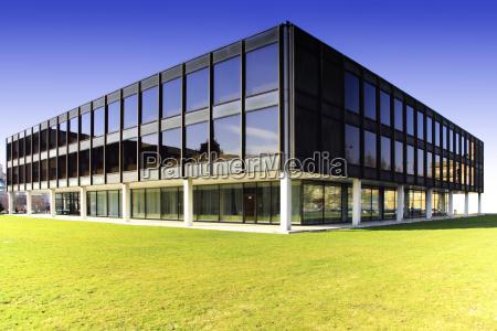 moderno finestra stoccarda capitale di provincia
