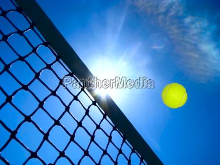 concetto di tennis