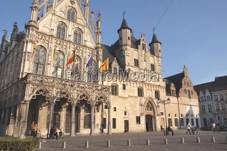 municipio belgio rinascimento