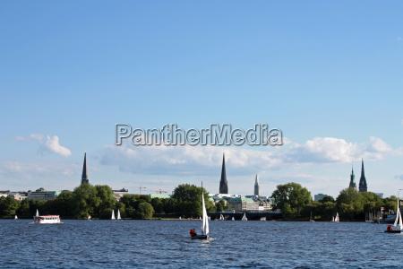 vela amburgo municipio barca a vela
