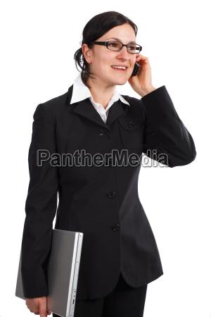 conversazione telefono cellulare donna daffari donna