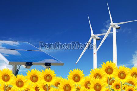 energia pulita dalla natura