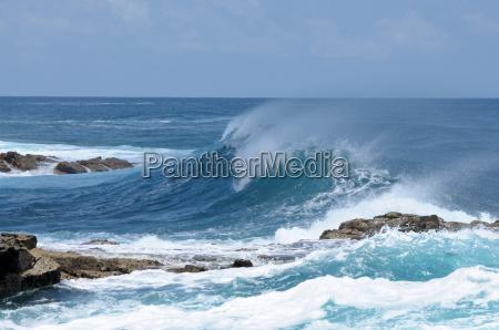rocce roccia atlantico acqua salata mare