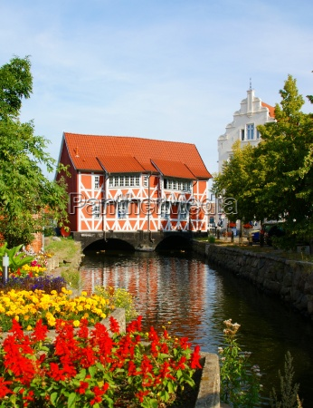 storico fiore fiori canale storto vecchio