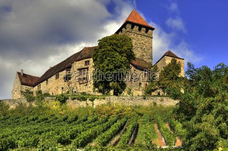 fortezza germania castello medioevo