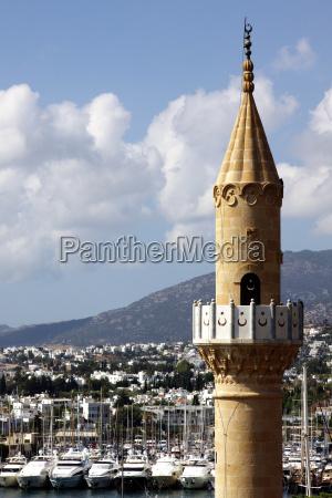 turchia stile di costruzione architettura moschea