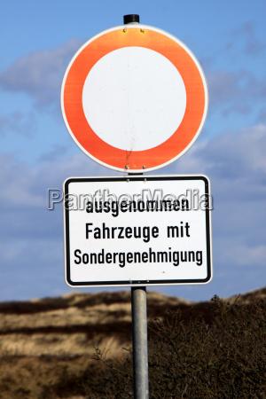 ingresso vietato