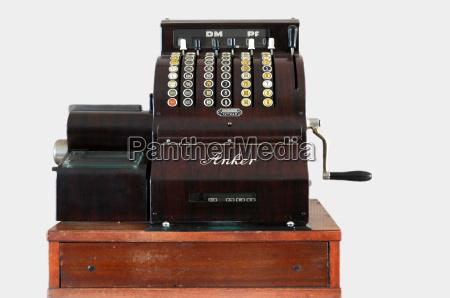 registratore di cassa dal 1949