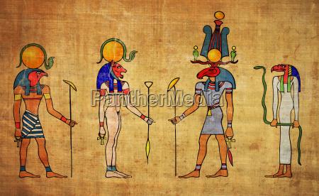 dei egiziani