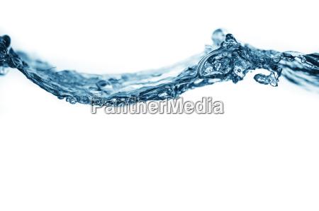 primo piano close up liquido bagnato