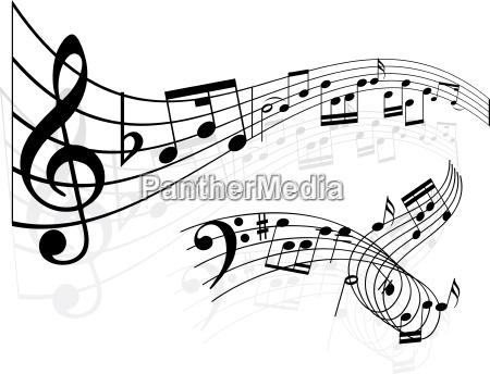 note di note musicali