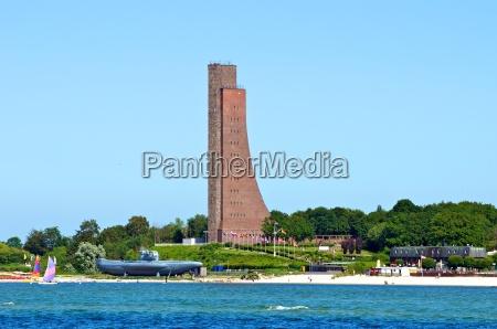 laboe memoriale navale