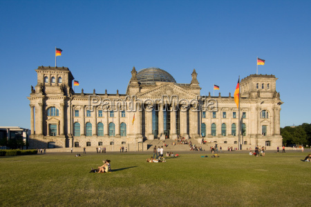 reichstag meadow