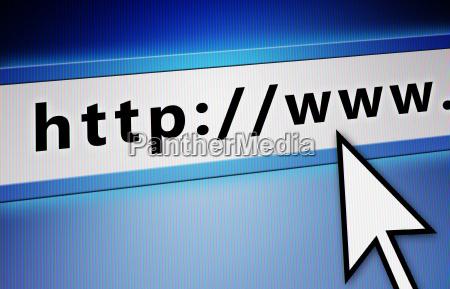 del browser