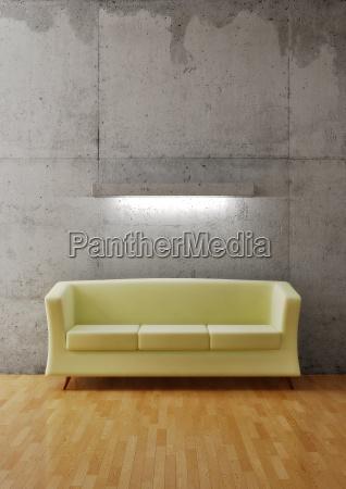 arredamento interno divano al coperto indoor