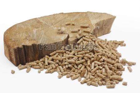 pellet di legno le fonti di