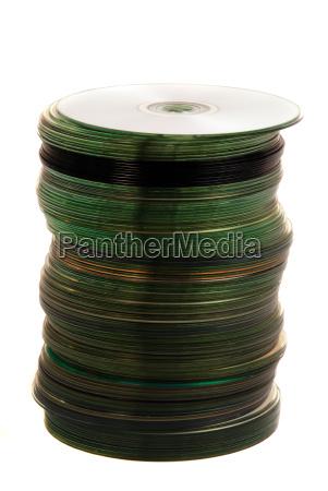 pila dvd cd compact disc