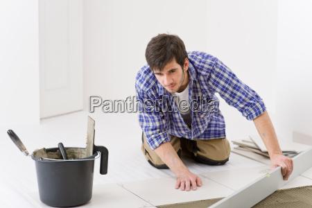 miglioramento delle piastrelle di casa