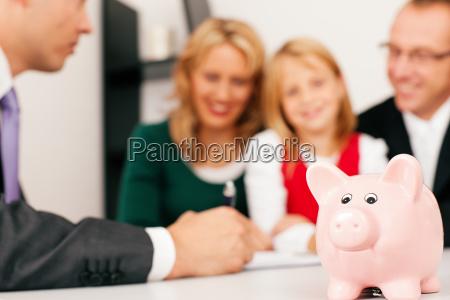 famiglia e consiglieri finanza