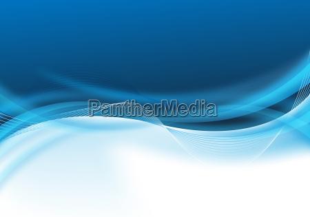 astratto blu business design