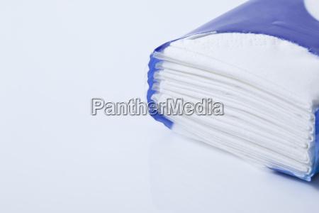 catarro raffreddore naso ripulire igiene cellulosa