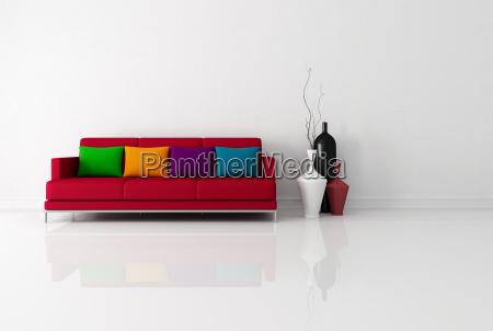 brigh minimalista soggiorno