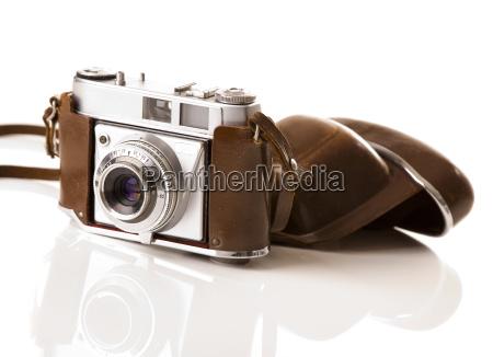 antico annata macchina fotografica fotografia vendemmia