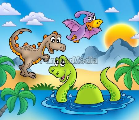 animale animali dinosauro storia vecchio preistoria