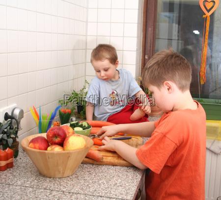 frutta fratello verdura ragazzi confratelli giovani