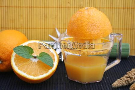 bevande bere frutta succo darancia succo