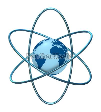 atomo di terra