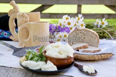 cibo tradizionale fattoria formaggio prodotto industria