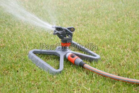 irrigatore di prato
