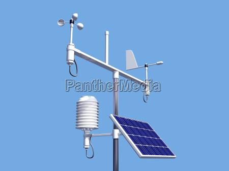 misura rapporto profetizzare attrezzatura meteo misurare