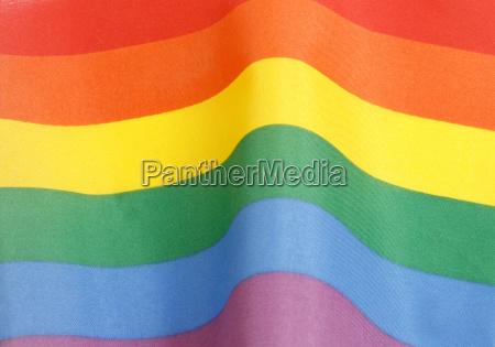 combattimento guerra combattere bandiera arcobaleno pace