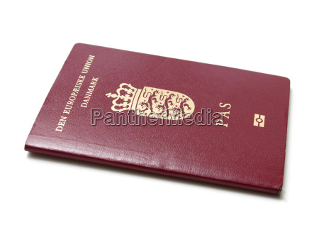 danimarca porpora ufficiale porto passaporto passare