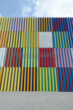 colorato quadri monaco stile di costruzione