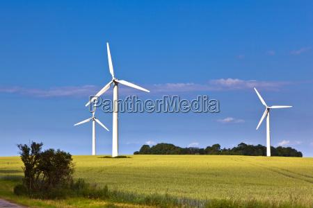 campo potenza elettricita energia elettrica alternativa