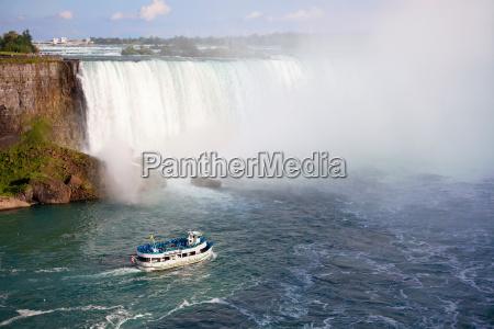 cascate del niagara e tour della