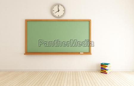 aula vuota