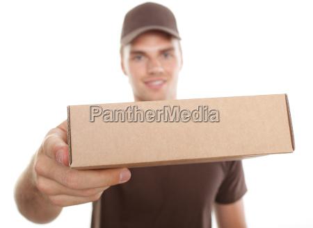 pacchetto di consegna