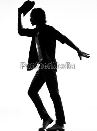 hip hop funk dancer ballerino uomo