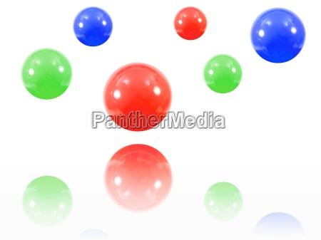 blu gioco giocato giocare colore palla
