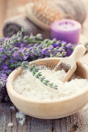 salute fiore asciugamano lavanda sapone insaponare